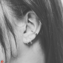 Piercing by Bri